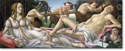Bottocelli_Venus-and-Mars