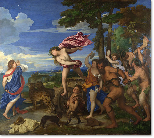 Titian_Bacchus-and-Ariadne